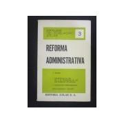 Reforma Administrativa