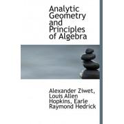 Analytic Geometry and Principles of Algebra by Louis Allen Hopkins Earle Raymon Ziwet
