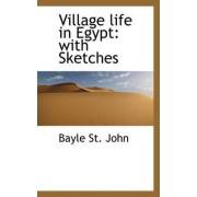 Village Life in Egypt by Bayle St John