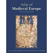 The Atlas of Medieval Europe by David Ditchburn