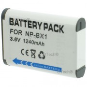 Batterie pour SONY CYBER-SHOT DSC-WX350 - Garantie 1 an