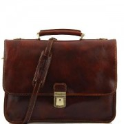 Serviette en cuir Torino -Tuscany Leather-