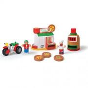 WOW Marios Pizzeria - Town (8 Piece Set)