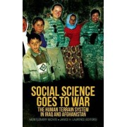 Social Science Goes to War by Montgomery McFate