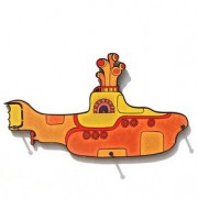 Porta Chaves Beatles Yellow Submarine