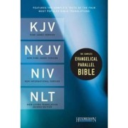 The Complete Evangelical Parallel Bible by Hendrickson Bibles