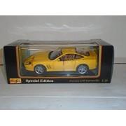 Maisto 1:18 scale 1996 Ferrari 550 Maranello Special Edition die cast model