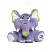 Joke Telling Talking Purple Elephant Plush