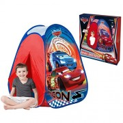 John Gmbh - 72554 - Tente De Jardin - Pop Up Play - Cars - Néon
