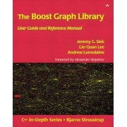 The Boost Graph Library by Jeremy G. Siek