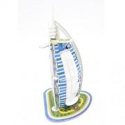 Imported 3D Puzzle Jigsaw Burj Al Arab Model DIY Educational Toy