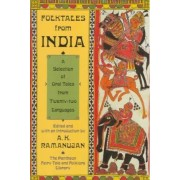 Folk Tales from India by A. K. Ramanujan