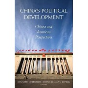 China's Political Development by Kenneth G. Lieberthal