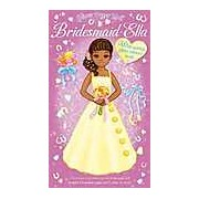 Glitter Paper Dolls: Bridesmaid Ella