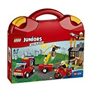 LEGO 10740 Fire Patrol Suitcase Building Set