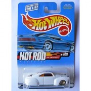 Hot Wheel Hot Rod Magazine #3of 4 Cars Tail Dragger on Square Card