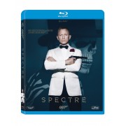 Spectre:Daniel Craig,Christoph Waltz,Ralph Finnes - Spectre (Blu-Ray)