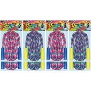 Ja-Ru Rainbow Double Jump Rope Bundle Pack