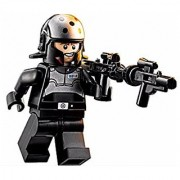LEGO Star Wars Rebels Minifigure - Agent Kallus Imperial Security Double Blasters (75083)