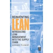 Reinventing Lean by Gerhard Plenert