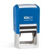 COLOP PR Q43 Автомат / 0 /