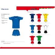 Givova - Completo Kit Calcio Cambridge Gold