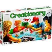Lego - 3844 - Jeu De Société - Lego Games - Creationary