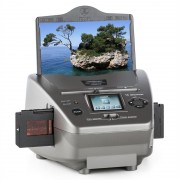 oneConcept 979GY Combo Dia-Film-Foto-Scanner 14MP SD USB