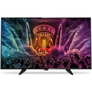 "Televizor LED Philips 101 cm (40"") 40PFH4101/88 Full HD, CI+ + Voucher Cadou 50% Reducere ""Scoici in Sos de Vin"" la Restaurantul Pescarus"