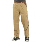 Planam Bundhose HIGHLINE MG Equipo e indumentaria de seguridad para hombre, color beige, talla 48