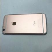 Apple iPhone 6S Battery (Back) Cover - оригинален заден панел с бутони, заден микрофон, Lightnng порт и светкавица за iPhone 6S (розово злато)