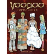 Voodoo Paper Dolls by Kwei-Lin Lum