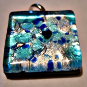 Elite Jewelry Murano Pendants or Cuff Links 033