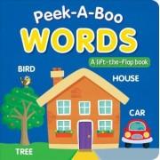 Peek-A-Boo Words by Laila Hills