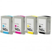 COMPATIBLE HP 940XL HC MAGENTA PRINTER INK CARTRIDGE