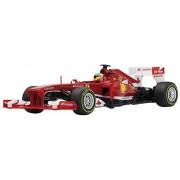 Jamara 404515 - Ferrari F1 Veicolo, Scala 1:18, Rosso