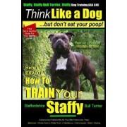 Staffy, Staffy Bull Terrier, Staffy Dog Training AAA Akc by MR Paul Allen Pearce