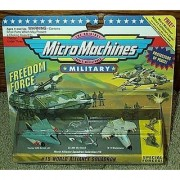 World Alliance Squadron # 15 Micro Machines Military Collection