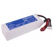 2600mAh 38.48Wh Li-Polymer 14.8V 4S 20C (Cameron Sino)