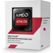 CPU AMD, Athlon X4 5350 Processor BOX, soc. FS1b/AM1, 25W, Radeon HD 8400 (bez chladenia)