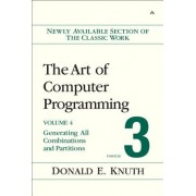 The Art of Computer Programming, Volume 4, Fascicle 3: Generating All Combinations and Partitions