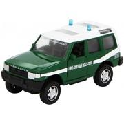 NEWRAY 56073 - Forze Dell' Ordine Land Rover Discovery Corpo Forestale Dello Stato, Scala 1:32, Die Cast
