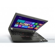 Notebook Lenovo Thinkpad 20CKS02H00 , ecran mat, Black + Windows 7/8.1 Pro