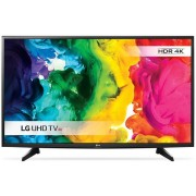 "Televizor LED LG 109 cm (43"") 43UH610V, Ultra HD 4K, Smart TV, webOS 3.0, WiFi, CI+ + Lantisor placat cu aur si argint + Cartela SIM Orange PrePay, 6 euro credit, 4 GB internet 4G, 2,000 minute nationale si internationale fix sau SMS nationale din care 30"