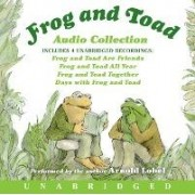 Frog and Toad CD Audio Collection by Arnold Lobel
