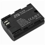 MTP Products Canon LP-E6 Batterie - EOS 5DS, EOS 5D Mark III, 7D Mark II - 1300mAh