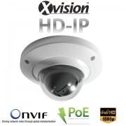 IP Full HD CCTV kamera + antivandal + voděodolnost