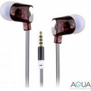 Casti In Ear Sbox EP-813R Microfon Rosu