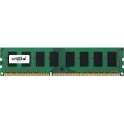Crucial RAM 4 GB, DDR3L, 1600 MT/s, 1.35 V, UDIMM