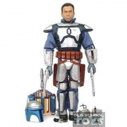 Hasbro Star Wars Attack of the Clones JANGO FETT Character collectible